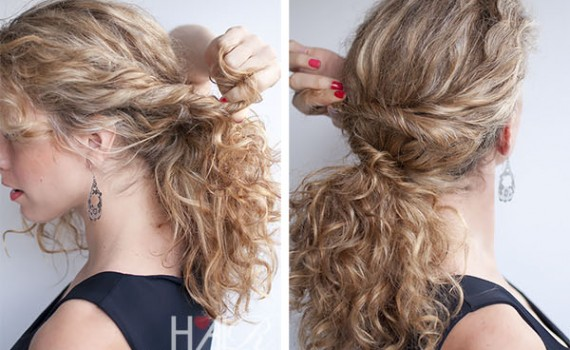 Stupendous Curly Hair Styles Archives Right Ringlets Hairstyles For Women Draintrainus