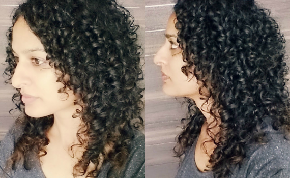 how to style second day curly hair how to style curly hair create ringlets how to 4701