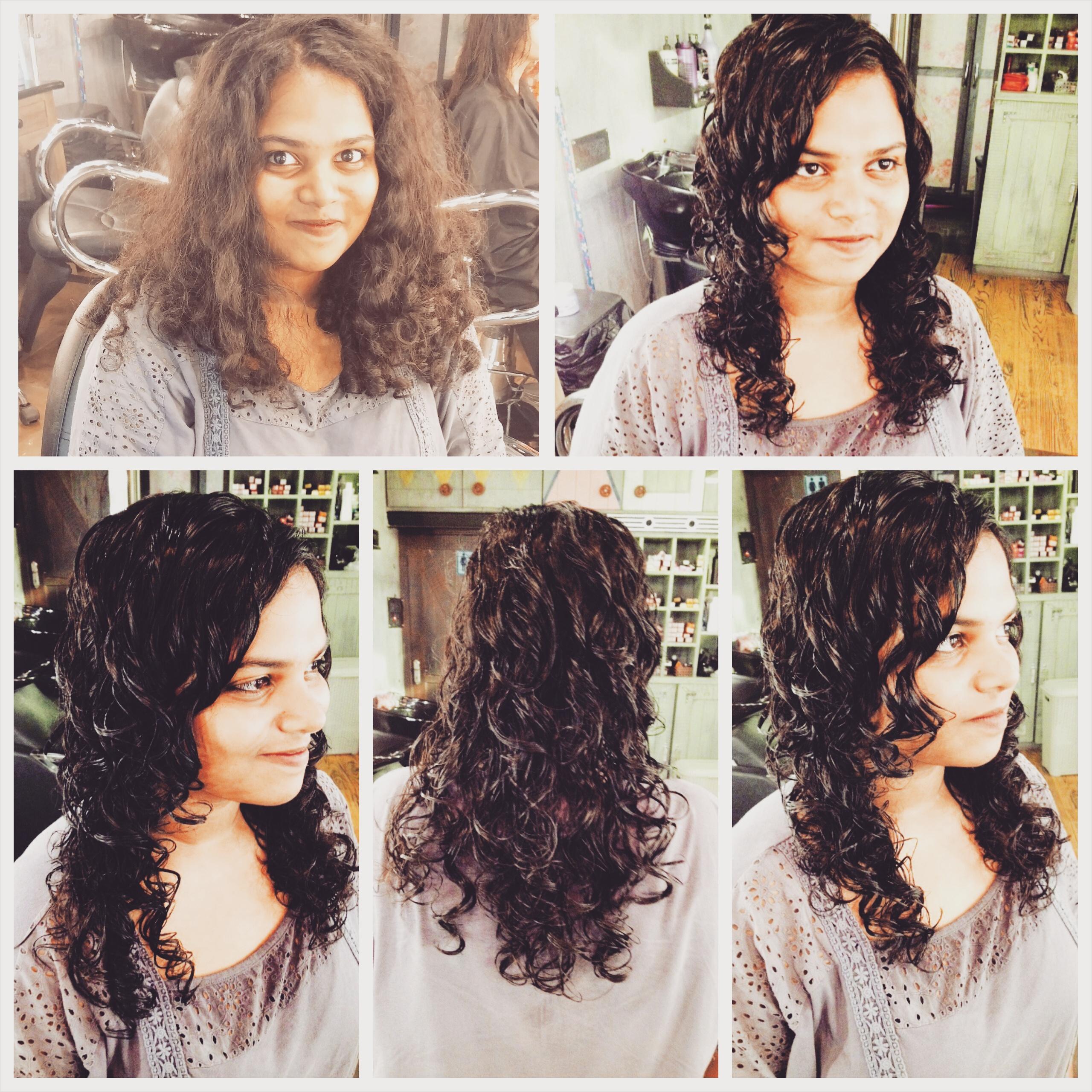 hear hair here with avani yashwin - right ringlets