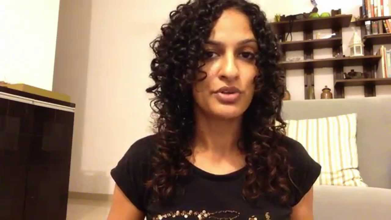 Hair Style Definition: Rake-In Method To Style Curly & Wavy Hair