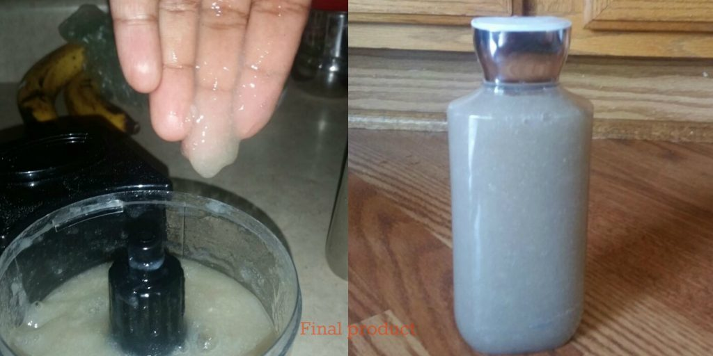 Homemade Flax Seed Gel With Xanthan Gum Right Ringlets